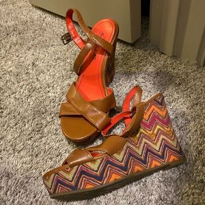 American eagle wedges